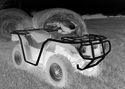 ATV Body Armour overlay